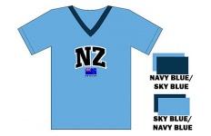 NZ Flag Children's T-Shirt