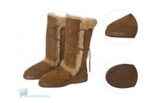 Artica Mid-Calf Sheepskin Boots