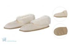 Sleepy Feet Sheepskin Slippers
