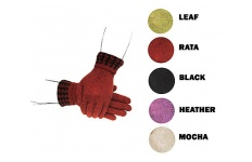 McDonald New Zealand - Houndstooth Gloves