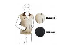 McDonald New Zealand - Lambskin Collar Vest