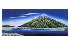 Mount Taranaki - Art Print