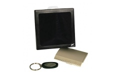 Business Card Holder and Key Ring Set