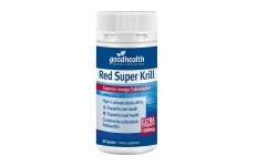 Red Super Krill, 1000MG- Good Health- 60 Capsules